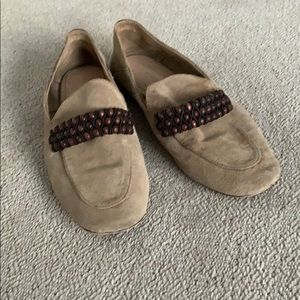 Zara women's loafers.